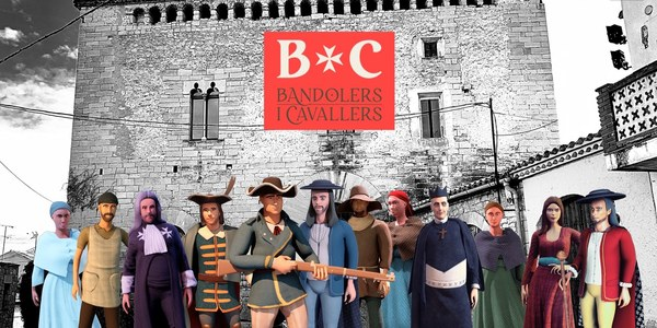 BANDOLERS I CAVALLERS